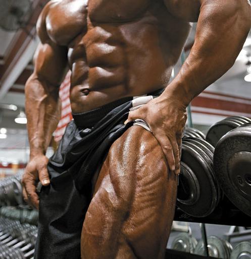 Cresterea masei musculare in zona picioarelor